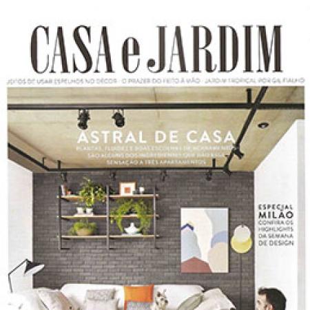 Casa e Jardim: Residência PL