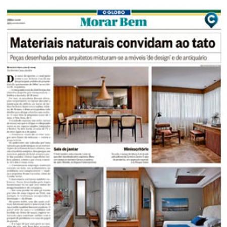 O Globo: Residência PA