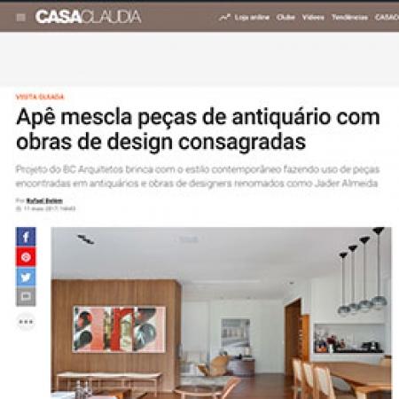 Casa Claudia: Residência DL
