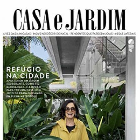 Casa e Jardim: Curadoria