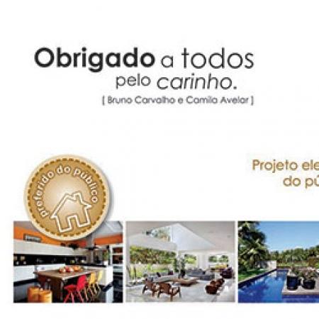 Prêmio Casa Claudia: Casas Urbanas